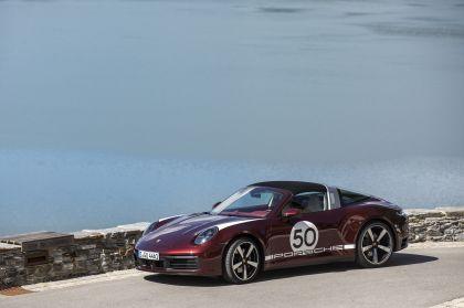2020 Porsche 911 ( 992 ) Targa 4S Heritage Design Edition  98