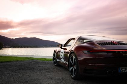 2020 Porsche 911 ( 992 ) Targa 4S Heritage Design Edition  116