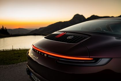 2020 Porsche 911 ( 992 ) Targa 4S Heritage Design Edition  120