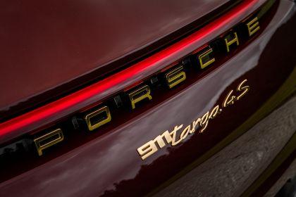 2020 Porsche 911 ( 992 ) Targa 4S Heritage Design Edition  124