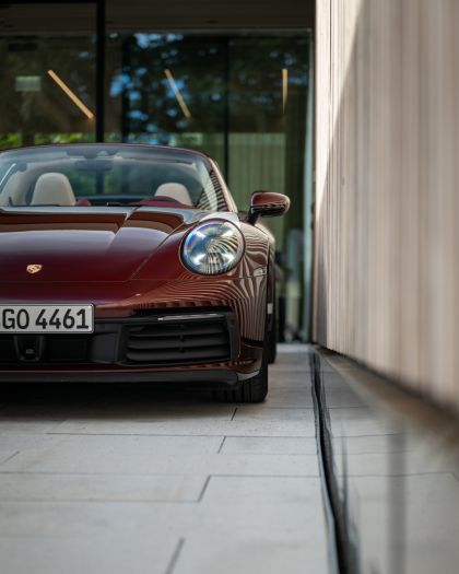 2020 Porsche 911 ( 992 ) Targa 4S Heritage Design Edition  126