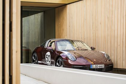 2020 Porsche 911 ( 992 ) Targa 4S Heritage Design Edition  129