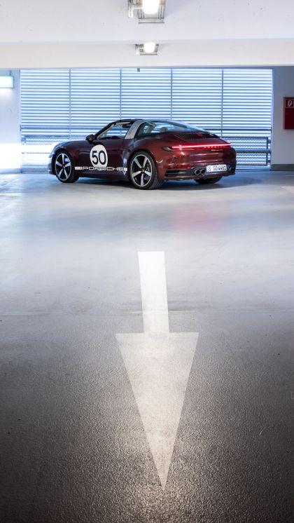 2020 Porsche 911 ( 992 ) Targa 4S Heritage Design Edition  133