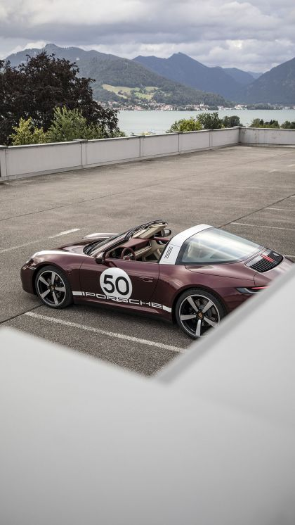 2020 Porsche 911 ( 992 ) Targa 4S Heritage Design Edition  134