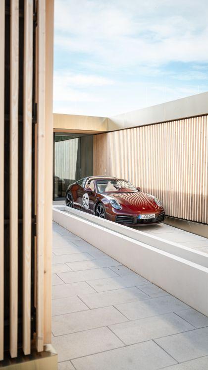 2020 Porsche 911 ( 992 ) Targa 4S Heritage Design Edition  169