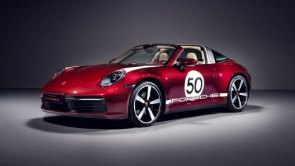 2020 Porsche 911 ( 992 ) Targa 4S Heritage Design Edition  1