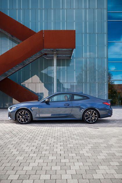 2021 BMW M440i ( G22 ) xDrive coupé 134