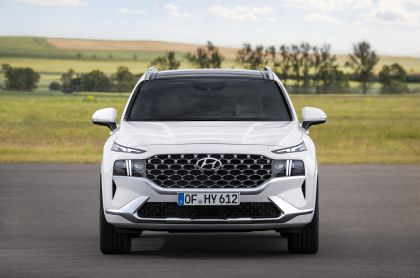 2021 Hyundai Santa Fe 10