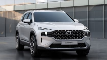 2021 Hyundai Santa Fe 16