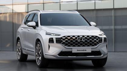 2021 Hyundai Santa Fe 19