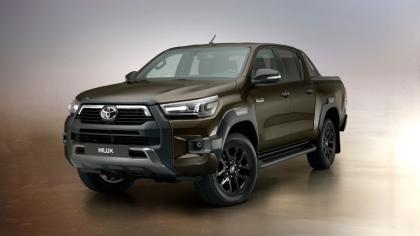 2020 Toyota Hilux 7