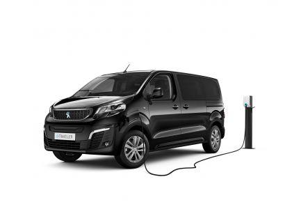 2020 Peugeot e-Traveller 2