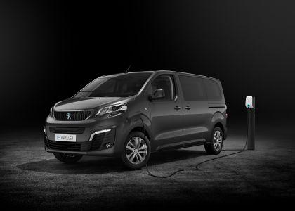 2020 Peugeot e-Traveller 4