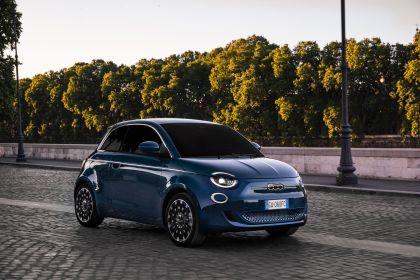 2020 Fiat 500 La Prima 1