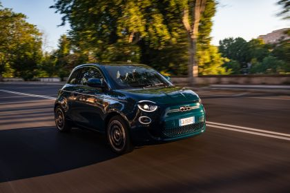2020 Fiat 500 La Prima 3