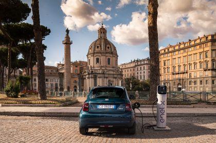 2020 Fiat 500 La Prima 9