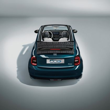 2020 Fiat 500 La Prima 71