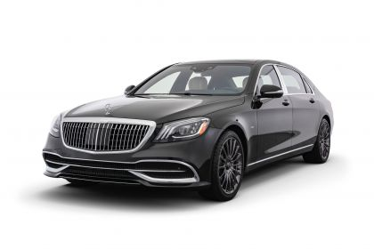2020 Mercedes-Maybach S 650 Night Edition 1