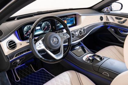 2020 Mercedes-Maybach S 650 Night Edition 7