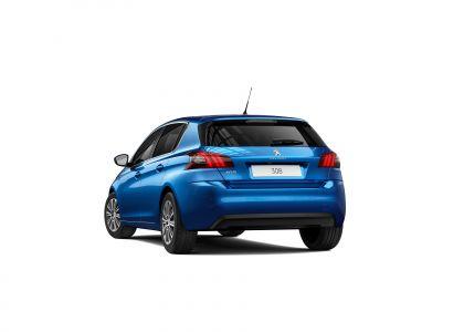 2020 Peugeot 308 18