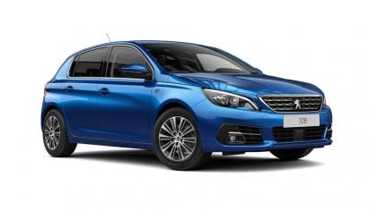 2020 Peugeot 308 6