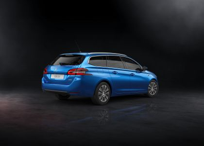 2020 Peugeot 308 SW 6
