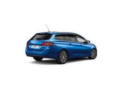 2020 Peugeot 308 SW 8