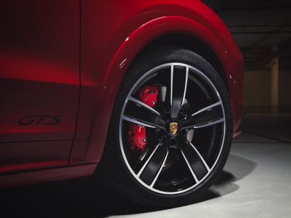 2020 Porsche Cayenne GTS 8