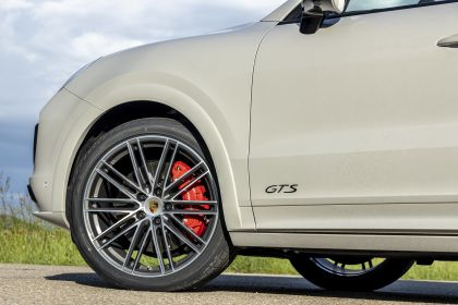 2020 Porsche Cayenne GTS 188