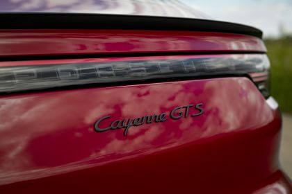 2020 Porsche Cayenne GTS coupé 49