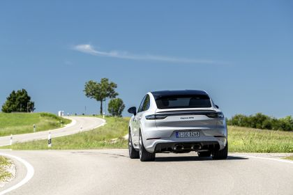 2020 Porsche Cayenne GTS coupé 91