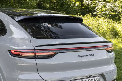2020 Porsche Cayenne GTS coupé 121