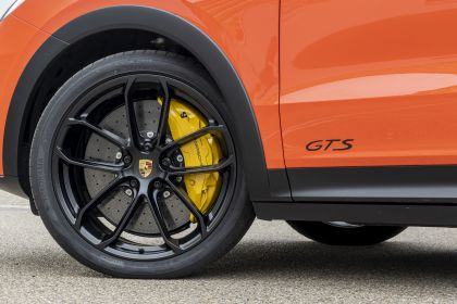 2020 Porsche Cayenne GTS coupé 168