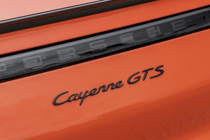2020 Porsche Cayenne GTS coupé 176