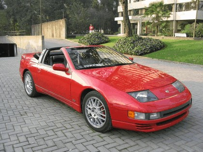 1991 Nissan 300zx convertible by Stramann 1