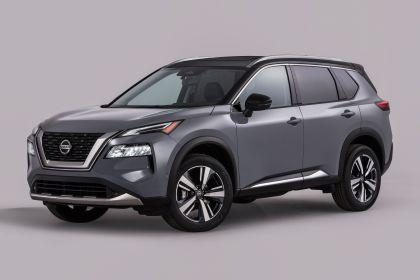 2021 Nissan Rogue 4