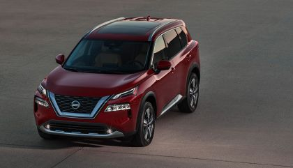 2021 Nissan Rogue 23