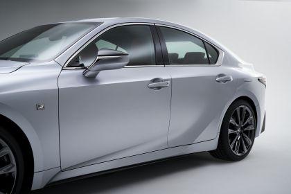 2021 Lexus IS 350 F Sport 7