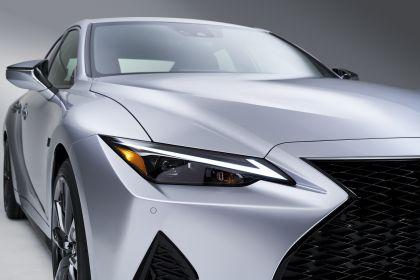 2021 Lexus IS 350 F Sport 12