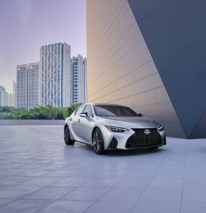 2021 Lexus IS 350 F Sport 24