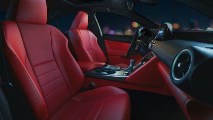 2021 Lexus IS 350 F Sport 40