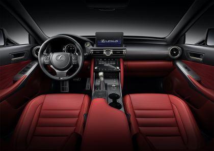 2021 Lexus IS 350 F Sport 47