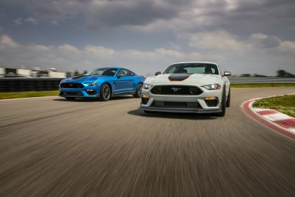 2021 Ford Mustang Mach 1 15