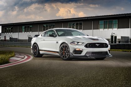 2021 Ford Mustang Mach 1 21