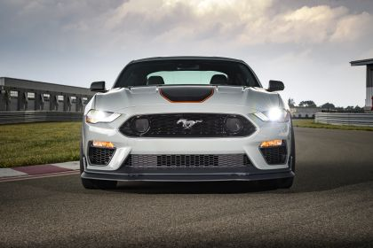 2021 Ford Mustang Mach 1 23