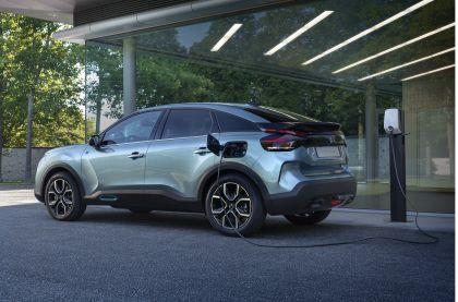 2021 Citroën ë-C4 3