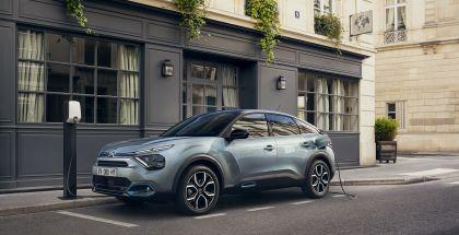 2021 Citroën ë-C4 7