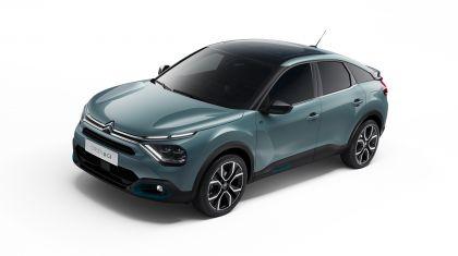2021 Citroën ë-C4 16