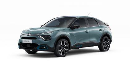 2021 Citroën ë-C4 17
