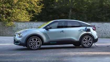 2021 Citroën ë-C4 1